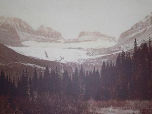 Grinell Glacier 1914?