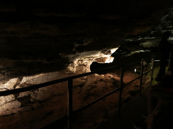 Wind Cave Railing