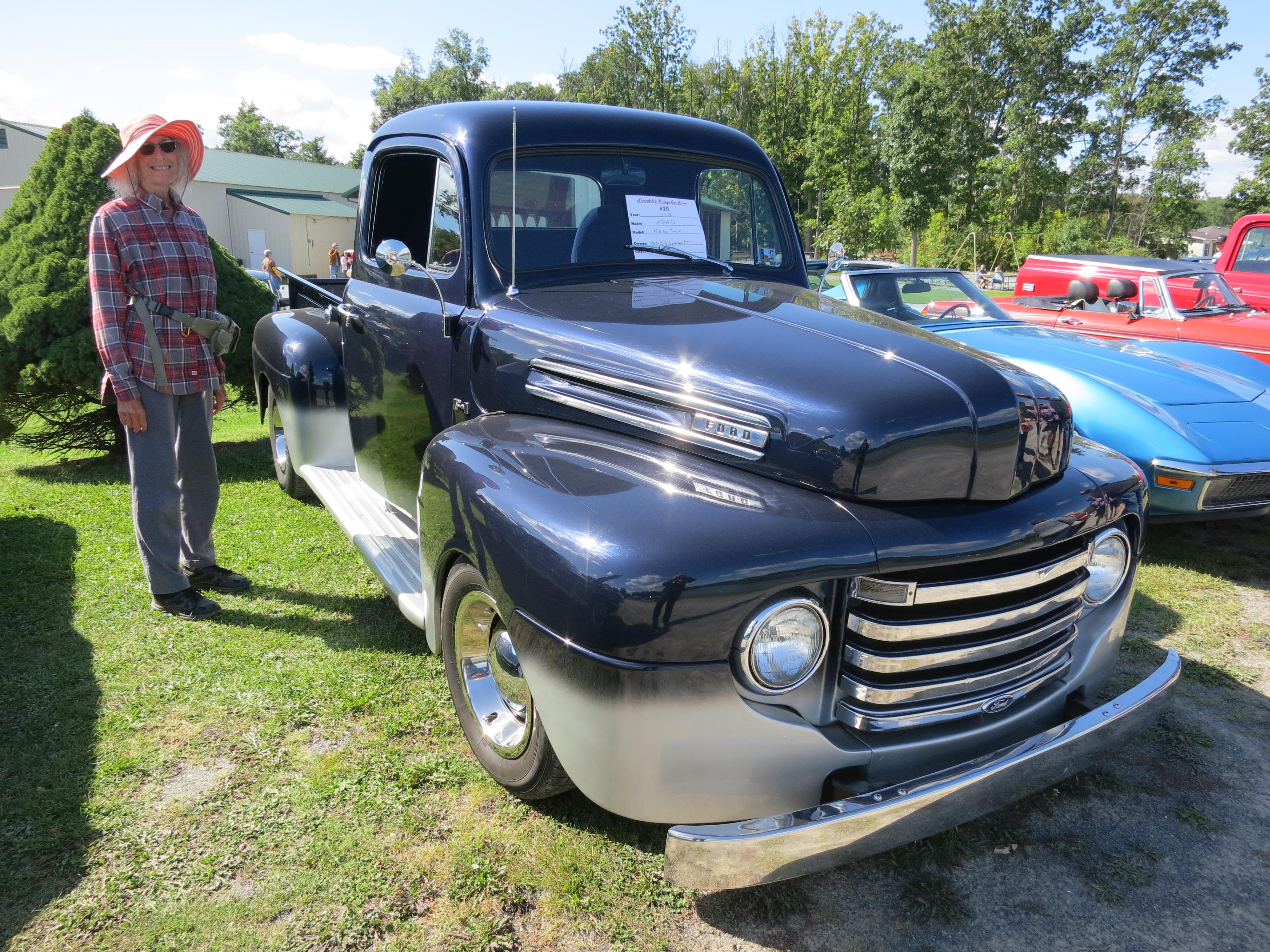 Vintage Car Ruth