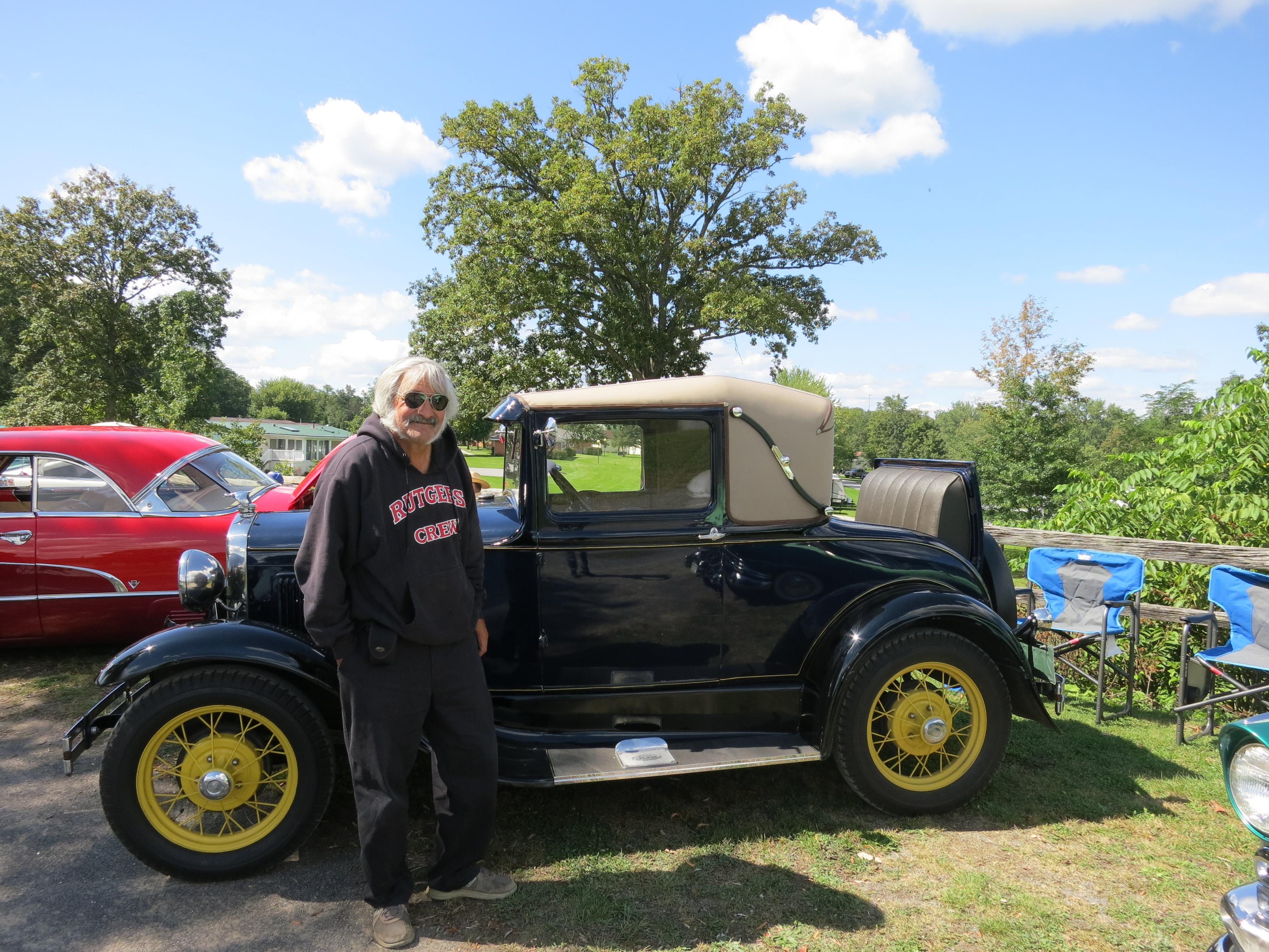 Vintage Car Terry